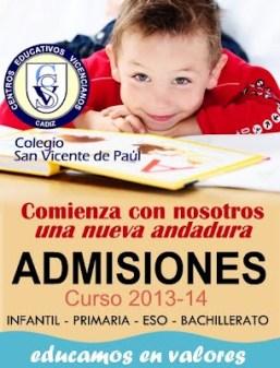 comienzo curso 2013-14